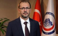 Rektör Okumuş'tan aday öğrencilere davet