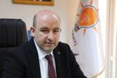 """""""Türkiye'nin kaderi ile  AK Parti'nin kaderi bir"""""""