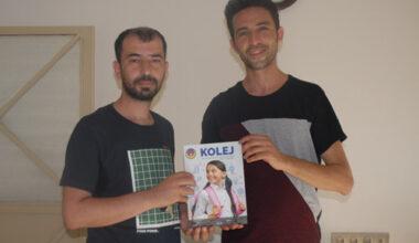 TED Afyon Koleji dergisinin ilk sayısı yayınlandı