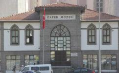 Zafer Müzesi orijinal  haline kavuşacak