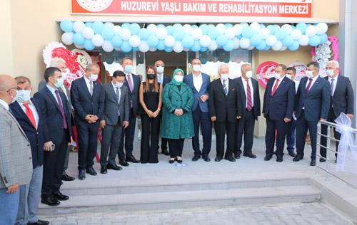 """""""18 yılda Afyon'a 24 milyar TL'lik yatırım yapıldı"""""""