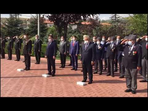 """""""19 Eylül Gazilerin şeref günüdür"""""""