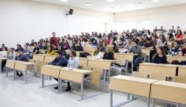 AFSÜ, en fazla tercih edilen üniversiteler arasında yer aldı