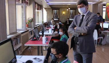 Afyon'da 122 EBA destek noktası oluşturuldu