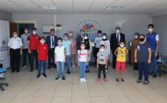 Afyon'daki 4 gençlik merkezinde EBA sınıfları oluşturuldu