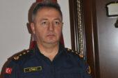 Albay Çömez, Tacikistan'a atandı