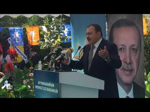 """""""Türkiye, 18 yılda AK Parti ile  büyük merhaleler kat etti"""""""