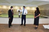 Ema Öztürk Hotel 4 yıldızlı belgeyi aldı