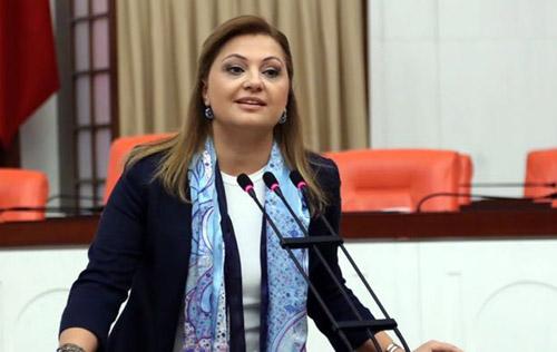 """Köksal, """"TYP kuralarındaki usulsüzlük"""" iddialarını Meclis gündemine taşıdı"""