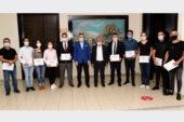 Kültür Sanat Akademisi'nden Zeybek'e ziyaret