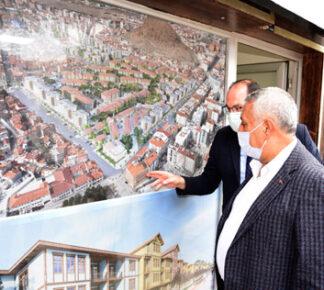 Kentsel Dönüşüm'de planlar belli oldu