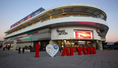 Park Afyon kuruluş yıl dönümünü yarışma ile kutladı