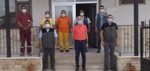 Ulusoy, Başmakçı-Dazkırı ve Dinar işletmelerini inceledi