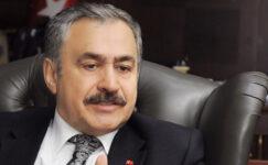 """""""Afyon'a aktarılan destek  203 milyon TL'yi geçti"""""""