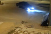 Kavşakta drift yapan sürücüye 6 bin lira ceza