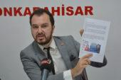 """""""Saadet Partisi önce yaptığı kirli ittifakı açıklasın"""""""