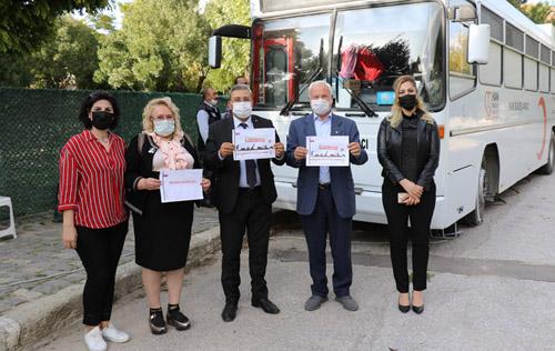 "TCDD'den ""Kan Ver Afyon"" kampanyasına destek"