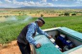 Yıldız: Afyon'da 590 bin dekar tarım arazisi sulandı