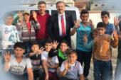 """""""Çocuklar ileride daha güzel Türkiye'de yaşayacak"""""""