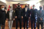 İYİ Parti, Emniyet'i ziyaret etti