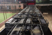 29 bin litre kaçak  akaryakıt ele geçirildi