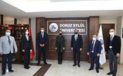 Rektör Okumuş, İBG Yönetim Kurulu'na atandı