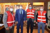 Sandıklı'ya  Türk Kızılay Şubesi kuruldu