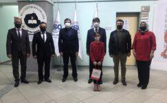 Uluslararası Matematik Yarışması'nda Dinarlı öğrenci birinci oldu