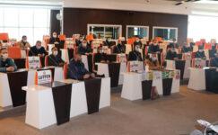 Motorlu Kara Taşıtları Alım Sorumlusu Sınavı yapıldı