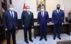 Sağlık Bakanı Koca'ya Afyon çıkarması